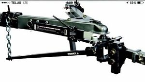 Husky 800 - 1200 lb RV & Heavy Trailer weight distribution Hitch