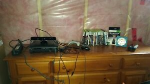 XBOX 360 and numerous extras