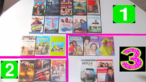Various Dvd and Tv Series