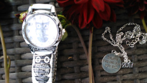 Owl watches  wrist, pendant or keyring