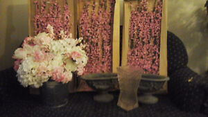 Various Wedding/Home Decor - Many Pictures!