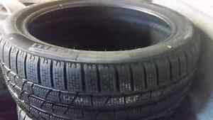 Panamera winter tires 2x 255/40/20 + 2× 285/35/20