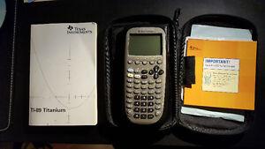 TI-89 Titanium Calculator Edmonton Edmonton Area image 3