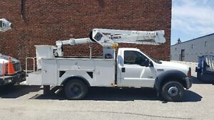 2007 Ford 450 Super Duty 37' Bucket Truck