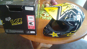 Rockstar Fox Helmet