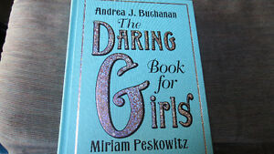 """The Daring Book For Girls"" ""Dangerous book for Boys"""