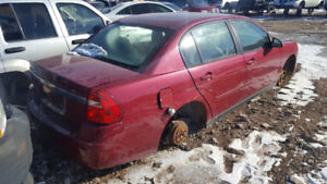 2006 MALIBU...JUST IN FOR PARTS AT PIC N SAVE! WELLAND
