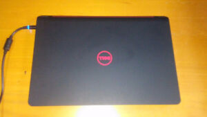 """New DELL Inspiron 15 i5577-5328BLK 15.6"""" Gaming Laptop"""