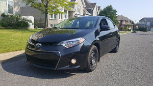 2015 Toyota Corolla S (sport) - Transfert Bail - lease takeover