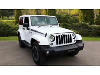 2014 Jeep Wrangler 2.8 CRD Polar Edition 2dr Automatic Diesel 4x4