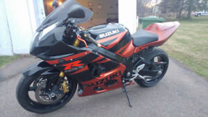 2003 GSXR 1000 - fantastic shape - trade for good winter rig