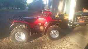 2000 Honda Forman S atv