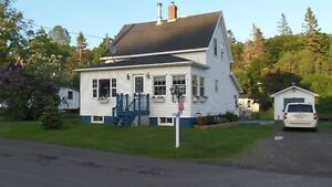 HOUSE FOR SALE - ALMA FUNDY AREA