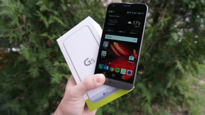 Unlocked in the box LG G5 with OtterBox and more