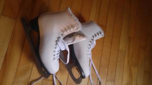 Adult ice skates