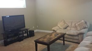 2 Bedrooms and 1 Bathroom Basement Suite in College Heights