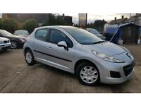 2010 Peugeot 207 1.4 One Owner*Low Mileage*Excellent Condition