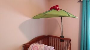 Giant Palm Leaves for Over the Crib/Baby's Room/Anywhere