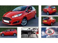 2014 Ford Fiesta 1.5 TDCi Zetec 3dr