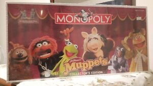 Monopoly Muppet edition (unopened)