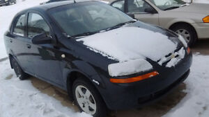 2005 Chevrolet Aveo FANTASTIC ON GAS