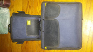 Two new condition tool belt holders