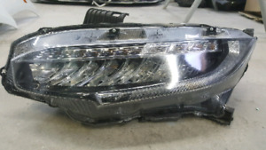 HONDA CIVIC LED HEADLIGHT.