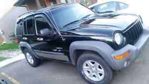 Jeep Liberty 4×4 for sale