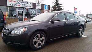 CERTIFIED Chevy Malibu LT - Loaded - 2.4L Automatic IN YORKTON