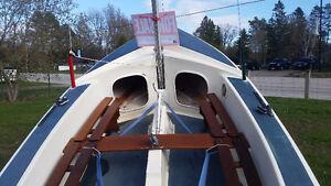 CL16 day sailer Wayfarer