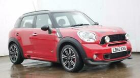 image for 2013 MINI Countryman 1.6 John Cooper Works ALL4 5dr [Chili/Media Pack] Hatchback