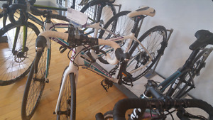 Looking for : Women bike small road norco giant etc