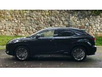 2020 Lexus RX ESTATE 450h 3.5 Takumi 5dr CVT Auto SUV Petrol/Electric Hybrid Aut