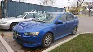 2010 Mitsubishi Lancer SE Sun and Sound Package