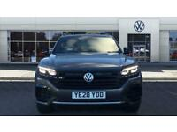 2020 Volkswagen Touareg 3.0 V6 TDI 4Motion Black Edition 5dr Tip Auto Diesel Est