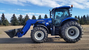 2013 New Holland T7-170
