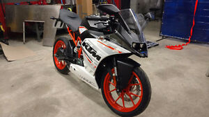 2016 RC390 ABS