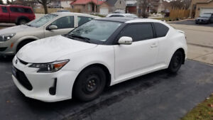 2014 Scion tC - Moonroof, 6 Speed, Alloys, Bluetooth, Low KM!!!
