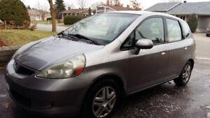 Honda Fit 2008 - Négociable