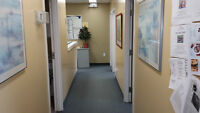 LARGE OFFICE SPACE WITH 14 PRIVATE OFFICES