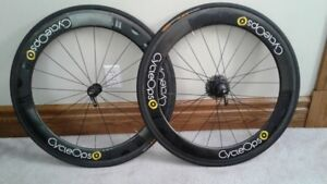 Selling my CycleOps Power Tap G3 65mm Wheelset