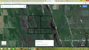 pasture land in the rm of alonsa for sale