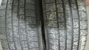 4 Tires - 225/60R16