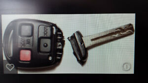 Lexus and Honda Key Repair Remote Key