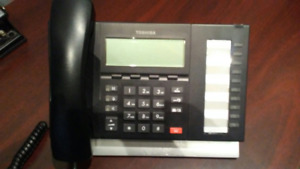 Toshiba CIX40 Telephone System $1000.00 or best offer