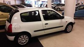 Renault Clio 1.2 2001MY Grande only 74,003 genuine miles
