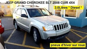 2008 Jeep Grand Cherokee Laredo SLT DIESEL North Édition