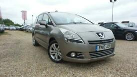 image for 2010 Peugeot 5008 1.6 HDi FAP Exclusive 5dr MPV Diesel Manual