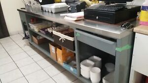 PUBLIC SALE  EQUIPMENT THE FAMILY TABLE STRATHROY