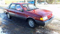 EXTREMELY LOW KM - 1994 Ford Tempo GL Sedan